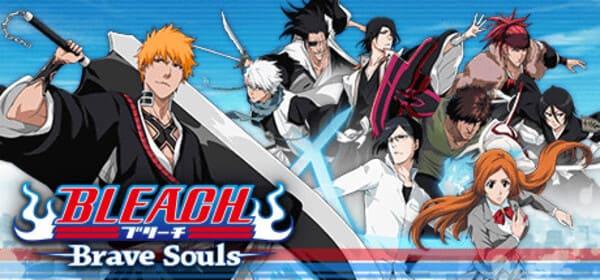 BLEACH Brave Souls Logo