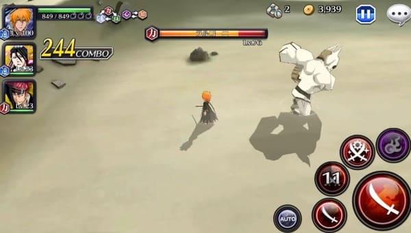 BLEACH Brave Souls Screenshot 2
