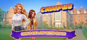Campus Date Sim Logo