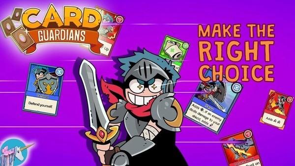 Card Guardians Logo