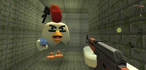 Chicken Gun Logo