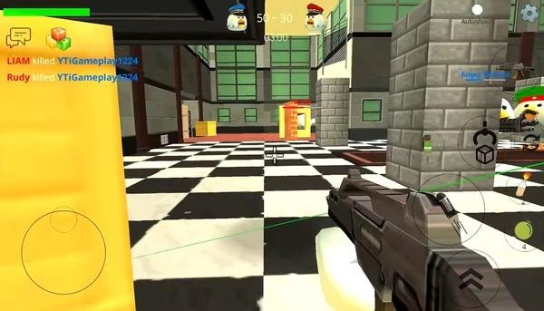 Chicken Gun Screenshot 3