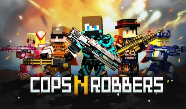 Cops N Robbers Mod Logo