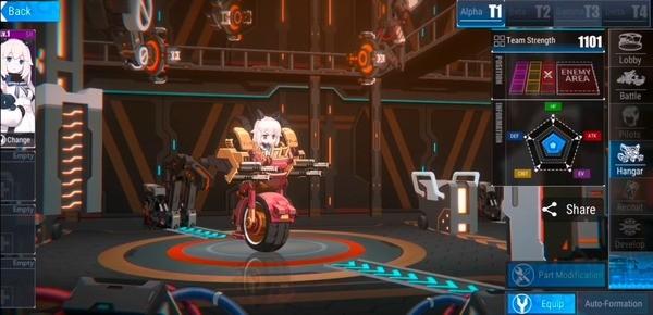 Final Gear Screenshot 2