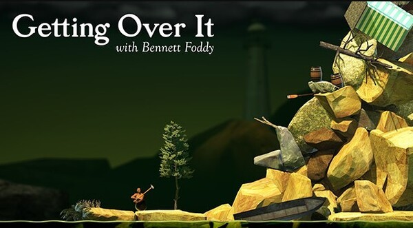 Getting Over It Mod Logo