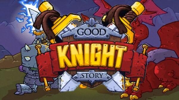 Good Knight Story Mod Logo