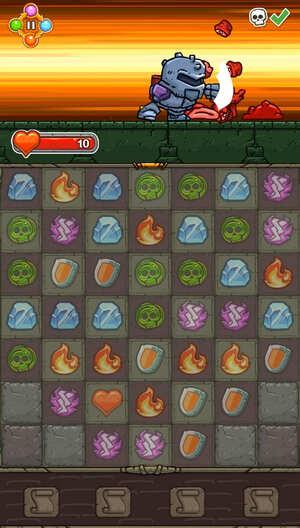 Good Knight Story Screenshot 1