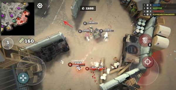 Grand Wars Mafia City Screenshot 1