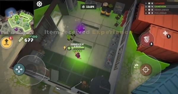 Grand Wars Mafia City Screenshot 2