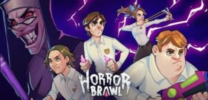 Horror Brawl Terror Battle Royale Logo