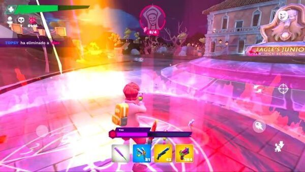 Horror Brawl Terror Battle Royale Screenshot 2