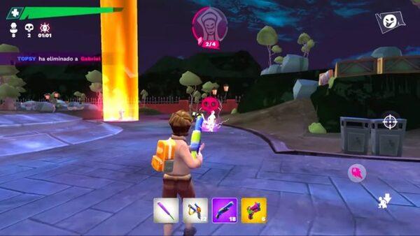 Horror Brawl Terror Battle Royale Screenshot 3