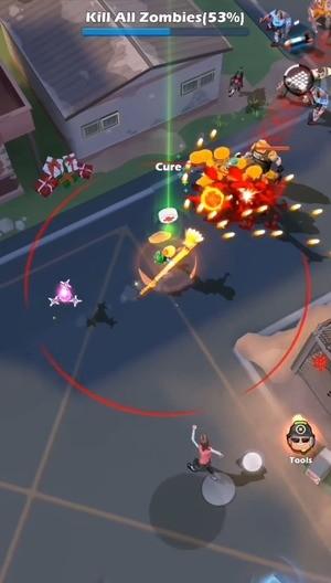 Mow Zombies Screenshot 1