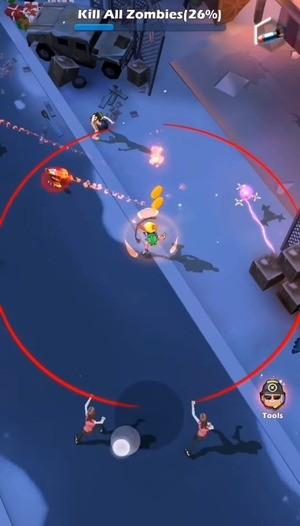 Mow Zombies Screenshot 3