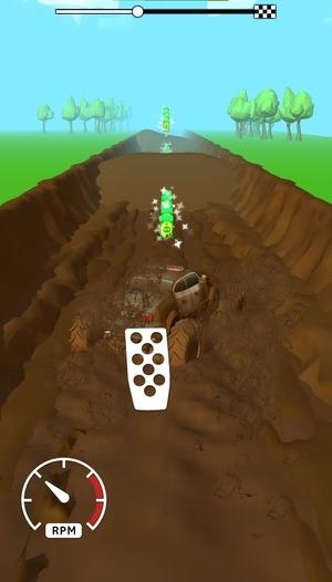 Mud Racing Screenshot 1