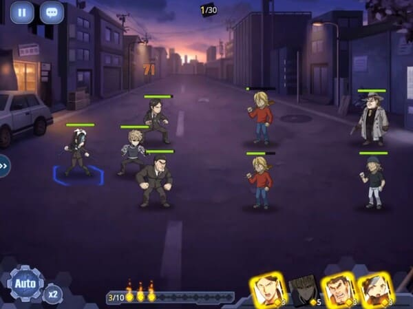 One-Punch Man Road to Hero Screenshot 1