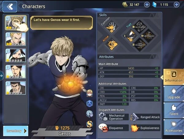 One-Punch Man Road to Hero Screenshot 3
