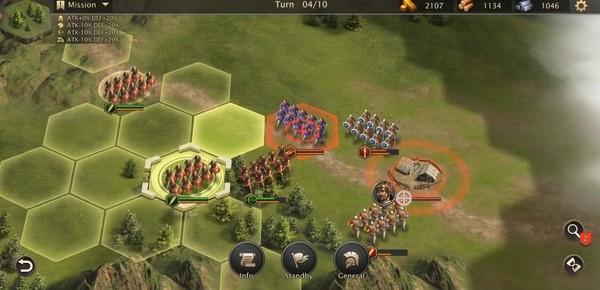 Rome Empire War Screenshot 1