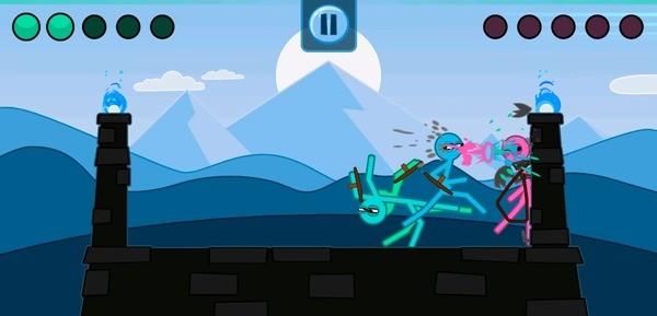 Slapstick Fighter Screenshot 2