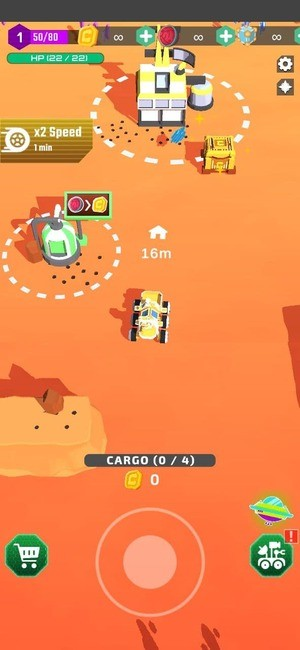 Space Rover Mod Screenshot