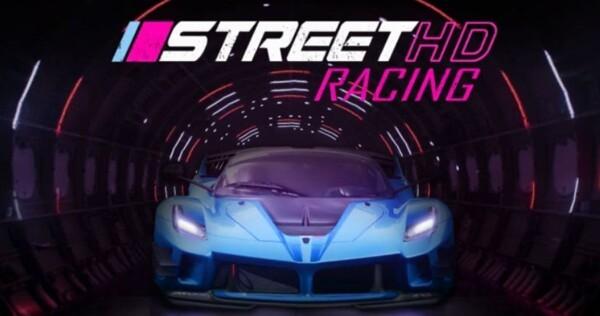 Street Racing HD Mod Logo