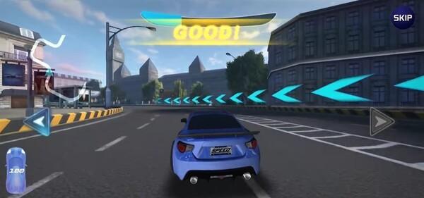 Street Racing HD Screen 1