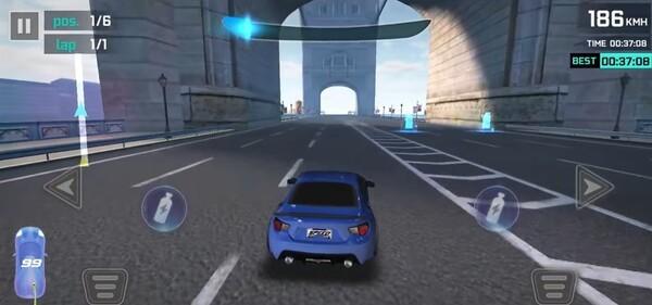 Street Racing HD Screen 2
