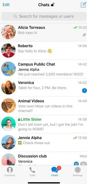 Telegram Mod Screenshot 1