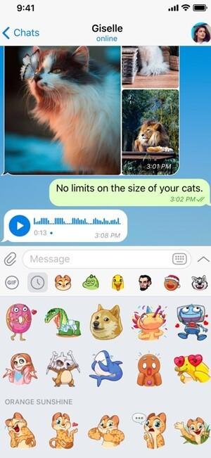 Telegram Mod Screenshot 2