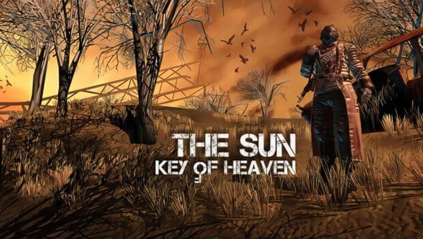 The Sun Key of Heaven Logo