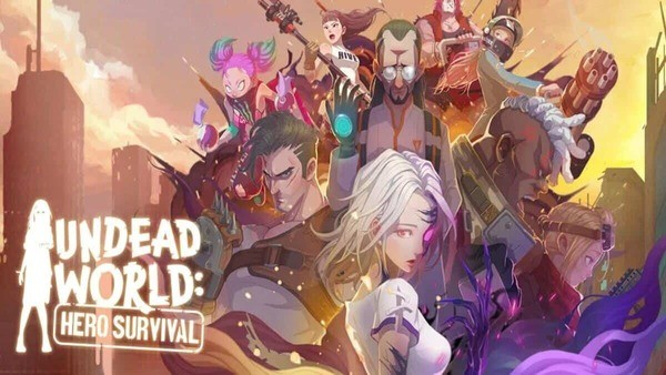 Undead World Mod Logo