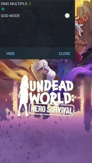 Undead World Mod Screenshot