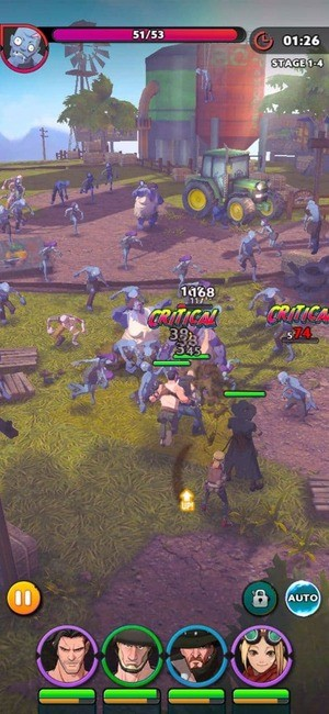 Undead World Screenshot 1