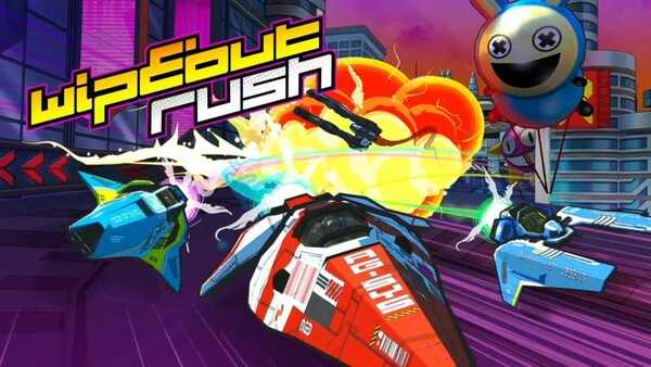 WipEout Rush Logo