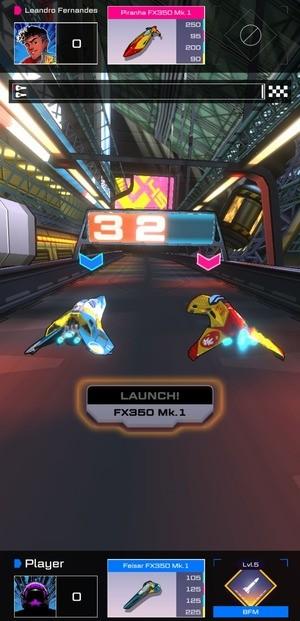 WipEout Rush Screenshot 1